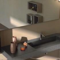 Händler für Waschbecken und Badschränke
