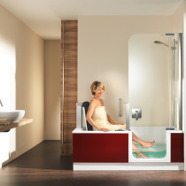 Händler für Badewanne mit Tür in Halle Saale