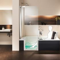 Duschbadewanne Einbau in Halle Saale