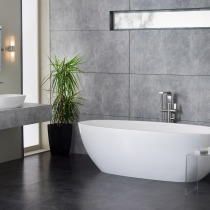 Verkauf von froßzügigen Maßen © Victoria + Albert Baths Ltdeistehenden Badewannen in Halle Saale