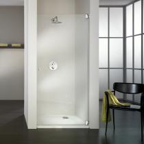 Duschsanierung - Ebenerdige Dusche in der Raumnische