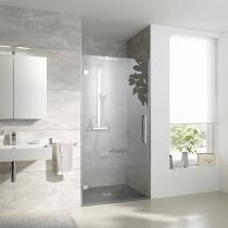 Beispielfoto für Duscheinbau in der Raumnische