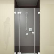 Ebenerdige Dusche aus 8mm Echtglas