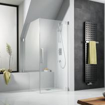 Duschsanierung auf superflache Dusche