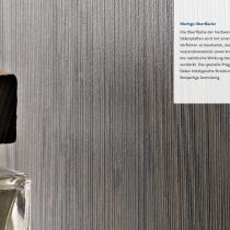 Fugenlose Badsanierung - Beispielfoto für XXL-Duschrückwand in Holzdekor in Halle/Saale