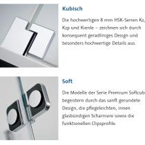 Fachmann für Einbau von Glaswand / Glastür auf Badewanne (Badewannenspritzschutz) in Halle / Saale