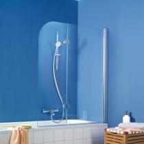 Badewannenaufsatz in Halle Saale kaufen und einbauen lassen auch als Sondermaß mit Schräge